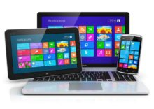 Desktops, Tablets, Ultrabooks